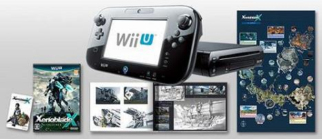 Wii U ゼノブレイドクロス セット WUP-S-KAGL