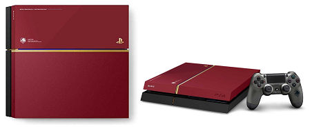 PlayStation 4 METAL GEAR SOLID V LIMITED PACK THE PHANTOM PAIN EDITION CUHJ-10009
