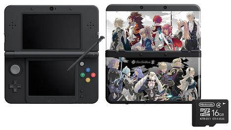 Newニンテンドー3DS きせかえプレートパック ファイアーエムブレムif  KTR-S-KCAF