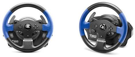 MSY T150 Force Feedback Racing Wheel for PlayStation 4/PlayStation 3 (4160640)